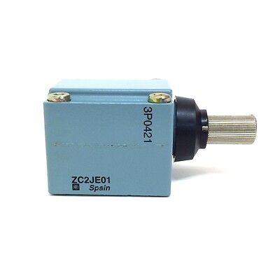 Telemecanique zc2je01 032388 limit switch Head