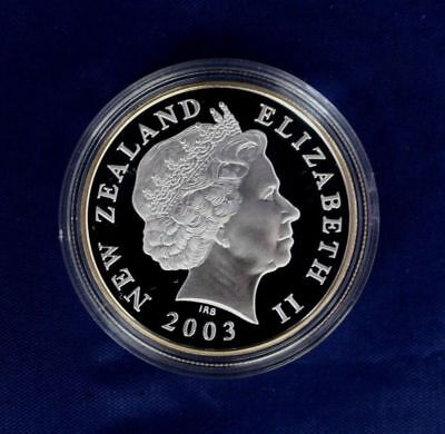 New Zealand - 2003 - Silver Proof Coin- Lord of The Rings Coin!! 3