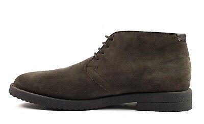 GEOX RESPIRA BRANDLED U743ME scarpe uomo polacchine