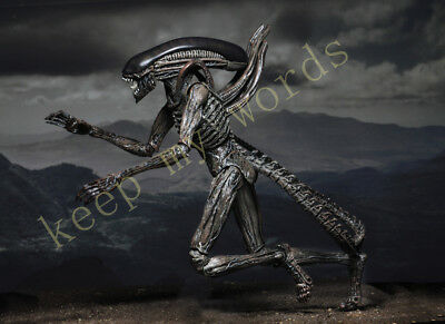 """NECA Alien Covenant Xenomorph 7"""" Scale Action Figure Collection Play toy model 9"""