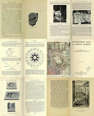 140 Rare Old Books On Cartography, Maps, Map Making, Ancient Maps & Atlas On Dvd 10