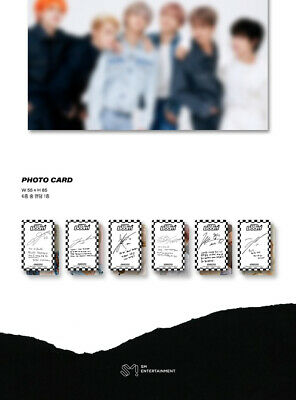NCT DREAM [WE BOOM] 3rd Mini Kihno Album Kit+POSTER+2ea Folding Photo+Card+GIFT 10