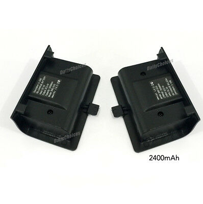 For Xbox One Battery Charger Pack Wireless USB Rechargeable Controller 2400mA 4
