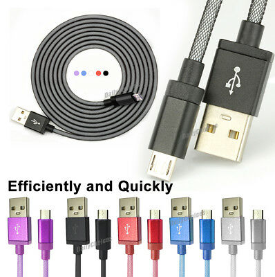 Braided USB Charger Cable for PLAYSTATION PS4 Dualshock 4 Wireless Controller 4