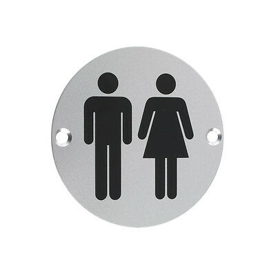 """Facilities Door Sign, Toilet, WC, Fire, Male, Female, Disabled, Shower, Baby, 3"""" 2"""