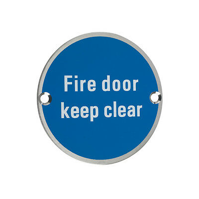 """Facilities Door Sign, Toilet, WC, Fire, Male, Female, Disabled, Shower, Baby, 3"""" 10"""