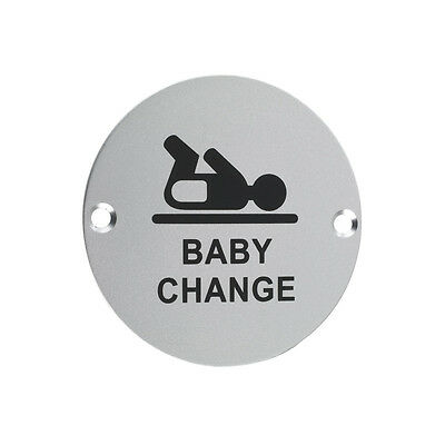 """Facilities Door Sign, Toilet, WC, Fire, Male, Female, Disabled, Shower, Baby, 3"""" 7"""