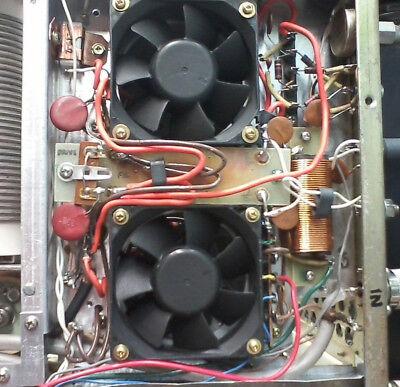 KENWOOD TL-922 LINEAR amplifier tube socket,fan,chimney for GI-46b KK4NOZ  3-500z