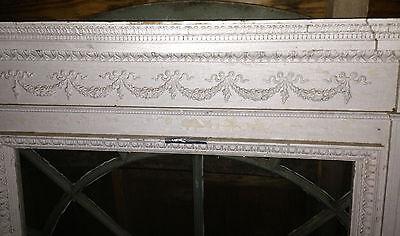 Antique Newport Rhode Island Fireplace Mantel w Figural Designs Hope & Charity 4