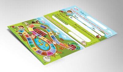 12 einladungskarten einladungen kindergeburtstag bauernhof