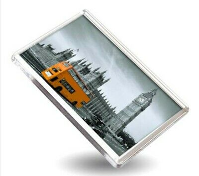 Jumbo Photo Fridge Magnets JUMMAG made in the UK 90x60mm insert area