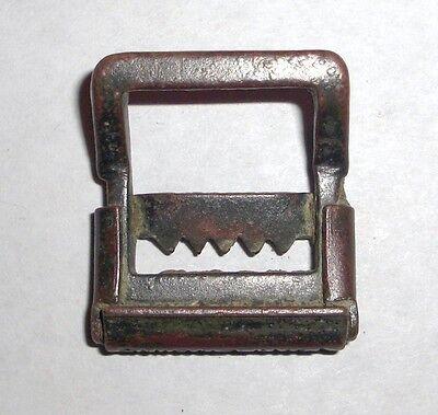Antique Bronze Artifact, Buckle 2