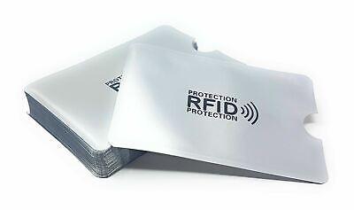 RFID Card Sleeve Wallet Blocking Protector Debit Credit Contactless Wholesale UK 2