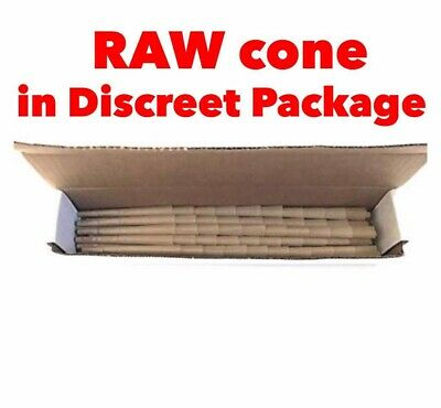 RAW Classic King Size Authentic Pre-Rolled Cones with Filter - 50 Pack 3