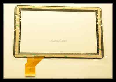 """3X EZguardz LCD Screen Protector Cover HD 3X For iRulu AX922 9/"""" Tablet Clear"""
