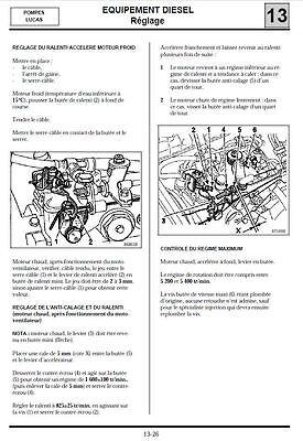 manuel atelier entretien technique réparation maintenance Renault Clio 1 - Fr 9