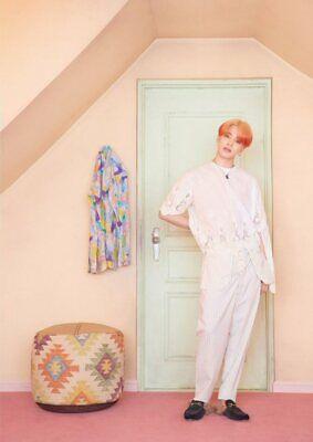 BTS: Jungkook, V, Jimin, Suga, Jin, RM, J-Hope  A5 A4 A3 Textless Posters 4