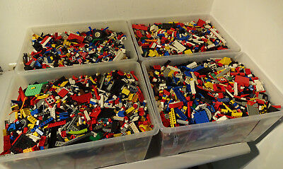 1 Kg  LEGO KILOWARE STEINE PLATTEN RÄDER SONDERSTEINE GEMISCHT GEBRAUCHT KILO 2
