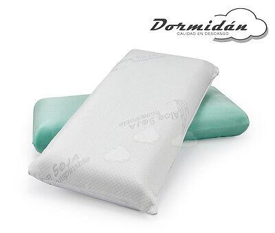 Almohada almohadas viscoelastica, copos 3D, fibra hueca, soja natural, carbono 5