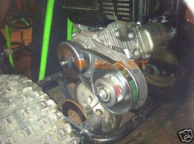 PREDATOR 212CC GO Kart Torque Converter Clutch 3/4