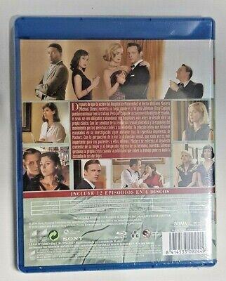 Pelicula Bluray Serie Tv Master Of Sex Temporada 2 Precintada 4