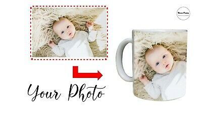 Personalised Mug Photo Collage Coffee Cup Birthday Christmas Mother Father Gift 2