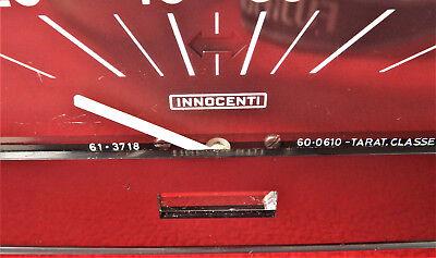 Neu Original RARE OLD Lambro Lambretta Veglia Borletti INNOCENTI Tachometer 3
