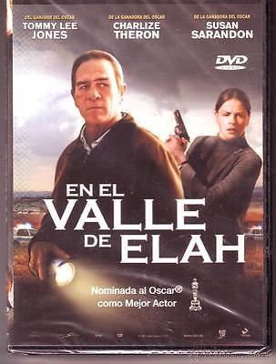 Pelicula Dvd En El Valle De Elah Precintada 2
