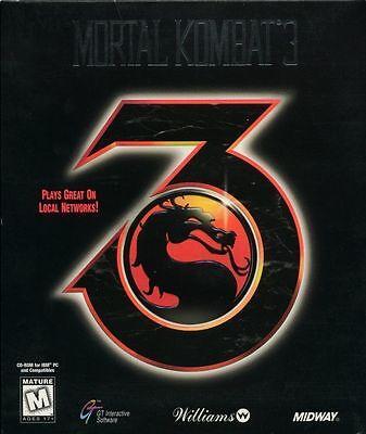 MORTAL KOMBAT TRILOGY PC Mac Game Windows XP Vista 7 8 10