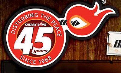 CHERRY BOMB 7425CB EXTREME PERFORMANCE RACE MUFFLER 2 1//2-2 1//4 CHERRYBOMB