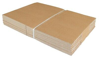 Shipping Storage Boxes Postal Subscription Small Parcel Packet Strong Cardboard 8