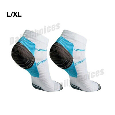 Plantar Fasciitis Foot Pain Relief Sleeves Heel Ankle Sox Compression Socks 9