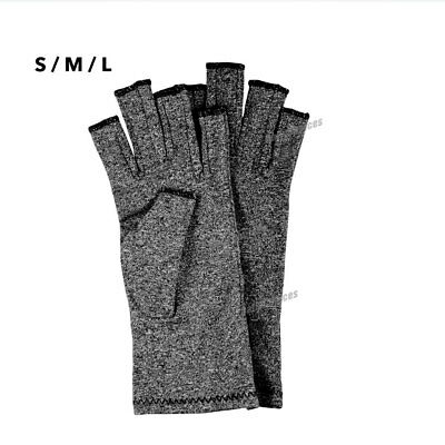 Arthritis Gloves Compression Joint Finger Pain Relief Hand Wrist Support Brace 11