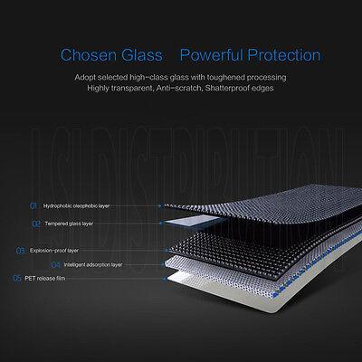 Vitre verre trempé protecteur d'écran iPhone 5 iPhone 6/7 iPhone 8 PLUS iPhone X 2