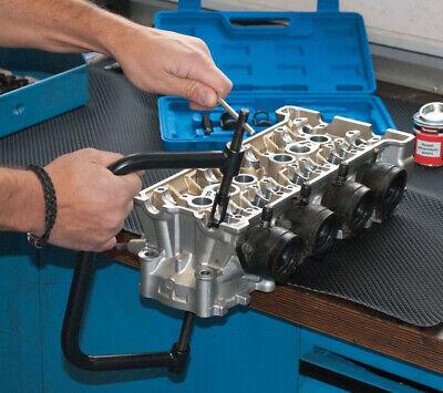 Compresor De Muelles De Valvulas Para Motos Y Coches + Linterna 6 Leds -1377L 3