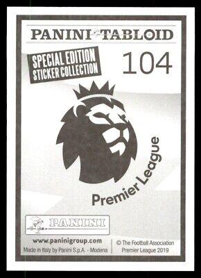 Panini Tabloid Premier League 2019 - Danny Rose (Tottenham Hotspur) No. 104 2