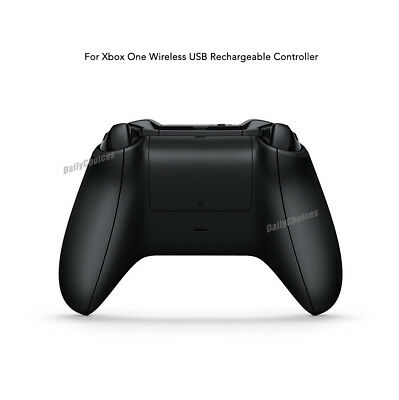 For Xbox One Battery Charger Pack Wireless USB Rechargeable Controller 2400mA 3