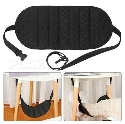 Travel Foot Rest Footrest Leg Pillow Flight Memory Foam Cushion Hammock 7