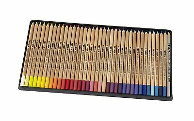 Coloured pencils POLYCOLOR REMBRANDT LYRA 72 colours in Gift box 2001720 5