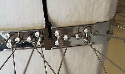 Katzenabwehrgürtel Katzenabwehrdraht Katzenabwehrguertel Katzenabwehr ca 80 cm