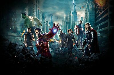 The Avengers (Blu-ray 3d DVD, 2012, 4-Disc Set 8