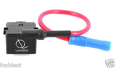 Add-a-circuit Regular ATO ATC APR Fuse Tap Kit Car Boat Tester Dash cma Pack