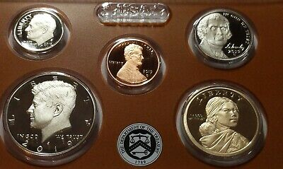 2019 S US Mint Proof Set - In Stock - 10 Coins                  No Extra W Cent 3
