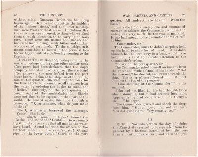 1919 Charles Morgan THE GUNROOM, Novel Based on his ROYAL NAVY Service 1907-1913 12