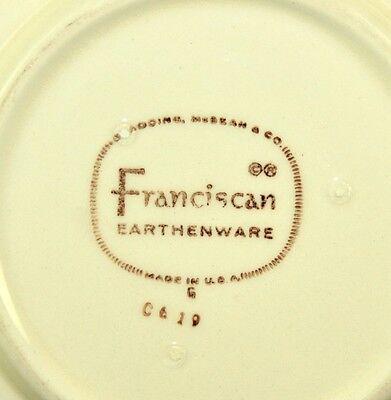 Breathtaking Franciscan Pottery Marks Desert Rose Ideas - Best Image ...