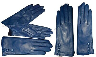 Leather gloves. Size S, M, L, XL. Woman's Leather  winter Gloves. Dress Gloves. 12
