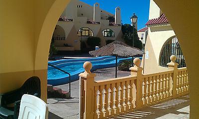 MAKE AN OFFER - TENERIFE 2 bedroom poolside villa, 3