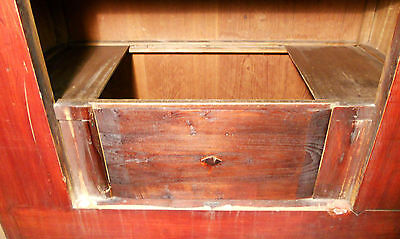 Antique Chinese Cabinet (5133) Wedding Cabinet 11