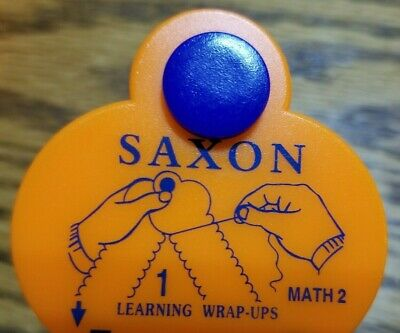 1 New Saxon Wrap Ups Math 1  Homeschool Teaching Tool