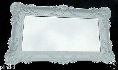 bilderrahmen barock weiss rokoko gem lde rahmen 97x57 prunkrahmen fotorahmen eur 69 95. Black Bedroom Furniture Sets. Home Design Ideas